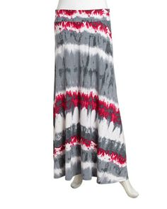Harlow Tie-Dye Maxi Skirt by Neiman Marcus at Neiman Marcus Last Call.
