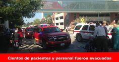 Nebraska Medicine evacuado por informes de un olor a gas Más detalles >> www.quetalomaha.com/?p=5790