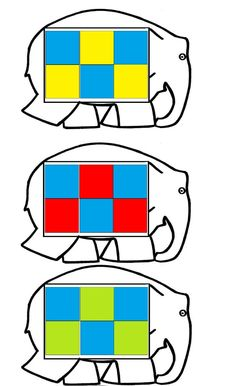 Elmo kleuren spel Elmer The Elephants, File Folder Games, Petite Section, Image Categories, Elmo, Childrens Books, Kindergarten, Coding, School