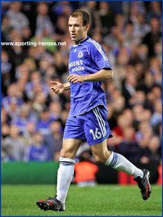 Arjen ROBBEN Chelsea FC