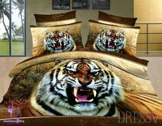 Elegant animal Print Bedding Sets / new design 2014