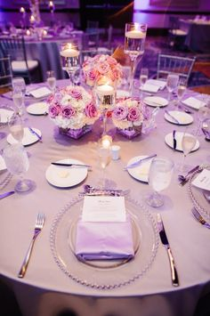 Wyndham Grand Bonnet Creek: David and Anita's Lovely Lavender Wedding - Purple. - Wyndham Grand Bonnet Creek: David and Anita's Lovely Lavender Wedding – Purple Wedding Ideas - Lilac Wedding Themes, Pink Purple Wedding, Wedding Colors, Lavender Weddings, Wedding Ideas, Wedding Flowers, Purple Party, Gold Wedding, Fall Wedding Cakes