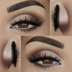 Brow and Eyeliner .Perfect