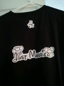 another just married shirt