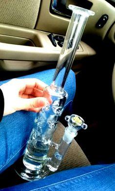 #weed #bong #babe #chronic #smoke #marijuana #dope
