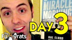 HOW TO JOURNAL & INTERRUPTIONS! | The Miracle Morning Day 3 | TheFunnyrats