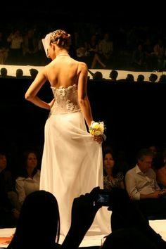 Desfile Noiva - Gabriela Casagrande Ateliê - Bride
