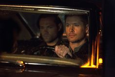 """Sam and Dean from 10X04 (""""Paper Moon"""")"""