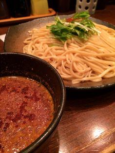 Spicy Tsukemen  麻辣坦々つけ麺