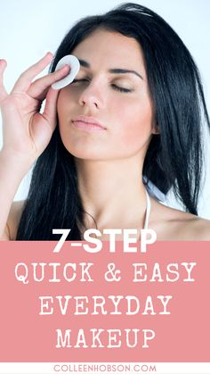 Need inspo for a quick and easy everyday makeup look? Here are tips for a hassle-free natural makeup look you can sport with confidence on the daily. #easy #everyday #makeup #look Drugstore Makeup Dupes, Beauty Dupes, Beauty Hacks, Simple Everyday Makeup, Simple Makeup, Basic Makeup Kit, Natural Makeup Tips, Pretty Makeup Looks, Easy Makeup Tutorial