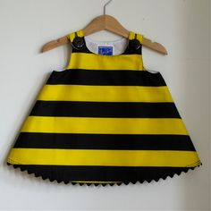 Baby Costume Kids Costume Bumblebee Bumble Bee by aprilscott