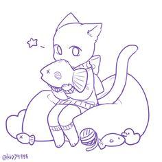 Chibi Sketch, Anime Sketch, Chibi Drawing, Art Drawings Sketches Simple, Cute Drawings, Chibi Poses, Base Anime, Poses References, Art Base