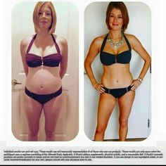 """This is Noelle! Read her testimony then text me at 815.404.7046 """"Ok y'all! I'm putting this out there! These are my official postpartum results. This transformation took place over 3 1/2 months. I have used 12 wraps and I take Greens and Vitals Complete Pack daily."""" I cannot stress enough the importance of perseverance!! Don't stop after 1 wrap or even 1 box of wraps!! This is 3 boxes later!!"""" I LOVE these products!!!!!! #StartNow #JustInTimeForSummer"""