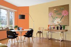 muestrario de pinturas de espacios interiores - Buscar con Google