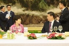 President Park Geun-hye, Xi showcase best Korea-China ties
