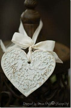 This is so sweet and can be a lovely bridal shower gift