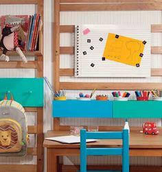 Aprenda como organizar o ambiente de estudo do seu filho em casa!