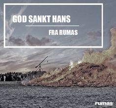 Solskin, varmefri, snevejr, hagl eller storm - Fru Heks skal ud at flyve ... rigtig dejlig Sankt Hans til Jer alle !