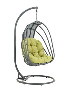 Whisk Patio Swing Chair and Stand Set (2 PC) from Reduced Pricing: Modway Outdoor on Gilt
