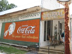 Outside of Meridian, MS  Causeyville General Store  Historic Site