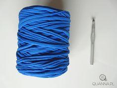 szydełko i tshirt yarn