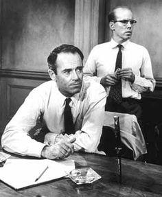 12 angry men Henry Fonda