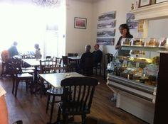Caffe Vista, Tenby, Wales