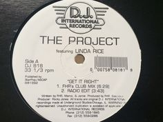 Project- Get It Right