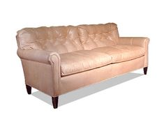 "6612-03 Sofa ""Eugenia""  - Old Hickory Tannery"