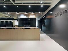 Sylinghim office by Plot Architecture Office, Hong Kong » Retail Design Blog