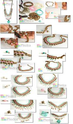 collar egipcio