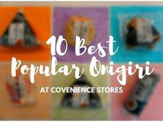 Best Onigiri (rice balls) sold at convenience stores Japanese Rice, Japanese Dishes, Tokyo Restaurant, Chinese Restaurant, Starbucks Merchandise, Seaweed Wrap, Tuna Mayo, Stir Fry Rice, Travel