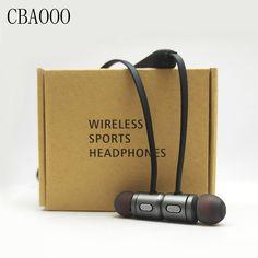CBAOOO C10 Bluetooth Kopfhörer Sport Lauf Mit Mic In-Ear Drahtlose Kopfhörer Bass Bluetooth Headset Für iPhone Xiaomi MP3