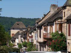 Najac - Aveyron dept. - Midi-Pyrénées région, France       ...chezmitch.over-blog.org