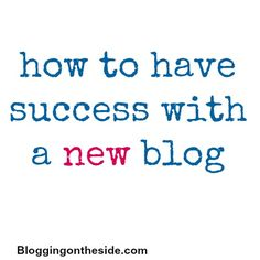 IS YOUR BLOG LESS THAN 2 YEARS OLD?    how to make money with a new blog