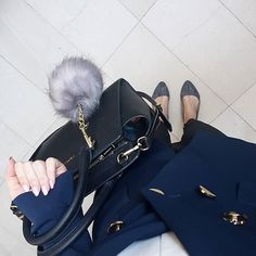 Work style, blazer, cropped pants. Michael Kors Selma Michael Kors Selma, Work Fashion, Cropped Pants, Beauty Makeup, Gucci, Blazer, Photo And Video, Instagram, Style
