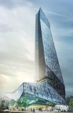 Courtesy of Morphosis Architects