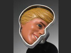 Blonde Ken Head Ring RI-03 Photo © Quad Graphics