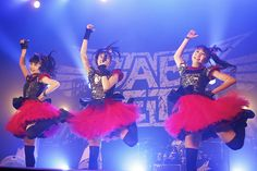 Ukinrarin Moa Kikuchi, Baby Metal, Girl Bands, Costumes, Concert, Instagram Posts, Stage, Rocks, Death