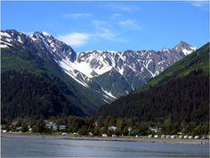 Kenai Fjords National Park ~ Seward, Alaska