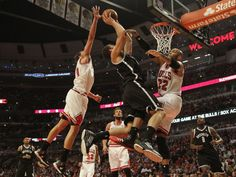 Nets beat short-handed Bulls to force Game7