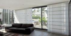 Le rideau japonais : De réels atouts face aux rideaux traditionnels.