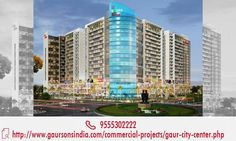 Gaurs is back with commercial projects Gaur City Center in Greater Noida and Noida Extension. To make your shopping more effective, gaur centre mall and gaur city centre shops are the most accurate place to choose on. Visit us:- http://www.gaursonsindia.com/commercial-projects/gaur-city-center.php