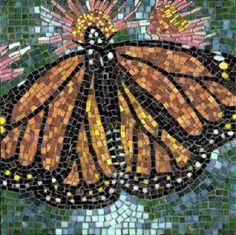 mosaics / monarch