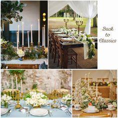 Blog de Organización de Bodas - Wedding Planner Madrid - Candelabros Boda