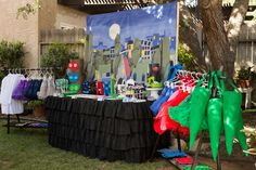 PJ Masks Birthday Party Ideas   Photo 1 of 20   Catch My Party