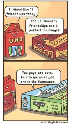 Board games ruin lives, but none as much as monopoly. Funny Pictures Of The Day – 81 Pics Funny Quotes, Funny Memes, Jokes, Top Memes, Funny Videos, Mal Humor, Gambling Quotes, Humor Grafico, Funny Pins