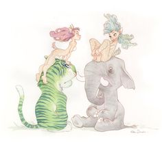 Chris Sanders - Forest Meeting