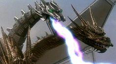 Godzilla vs. King Ghidorah - 1991