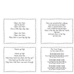 TRANSITION SONGS AND CHANTS - TeachersPayTeachers.com